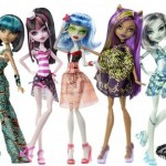 Куклы «Monster High» от Маттел